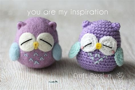 tutorial gambar owl 105 gambar terbaik tentang amigurumi crafts di pinterest