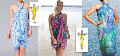 como hacer vestidos con pareos 13 formas de usar un pareo en la playa pulserastv blog