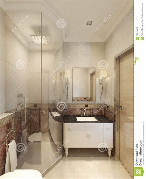 3d interior design bathrooms neoclassical neoclassical bathroom interior stock photo image 56453568