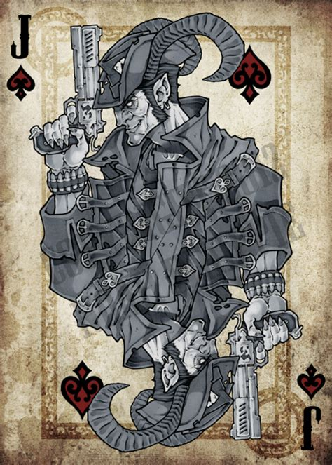 jack of spades tattoo a card any card by noah whippie ego alterego