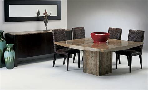 Square Marble Dining Table International Square Dining Table 3204 Sq