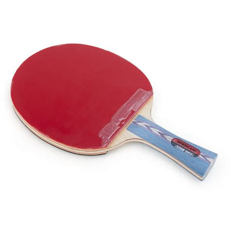 best table tennis paddle dhs hurricane ii tournament ping pong paddle table tennis