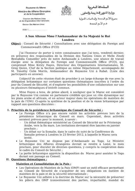 Calaméo - Consultation UK- 16 Dec 2011 - Note Compte Rendu 1 1