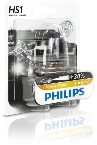 Lu Philips Hs1 caract 233 ristiques philips 12636bw oule de phare de moto vision moto hs1 meilleur to deal