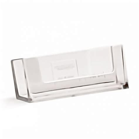 Business Card Rack by Wall Mounted Business Card Holder