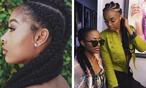 ghana weaving hairstyles latest trend of hairstyle and haircut 31 best ghana braids hairstyles stayglam