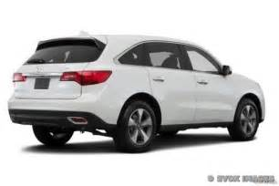 Acura Jeep 2016 Acura Mdx For Sale 2016 Mdx Pricing Features