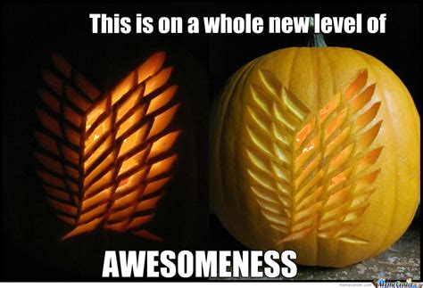 Meme Pumpkin Carving - pumpkin carving like a boss by thedarksorceress meme center