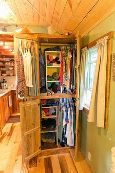 House Closet by 1000 Ideas About Tiny House Closet On Tiny House Company Tiny Houses And Closet Space
