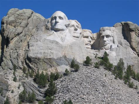 mount rushmore t t do yellowstone and of course mt rushmore did you