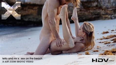 Series Porno Sex On The Beach X Art