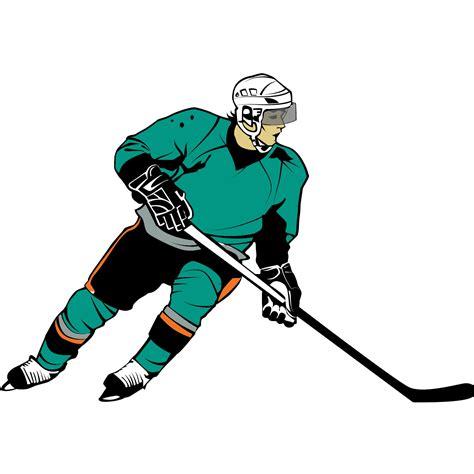 hockey clip hockey player clipart free 101 clip