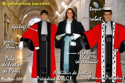 magistrat du si鑒e d馭inition magistrature 3 robe je r 234 vais d un autre monde