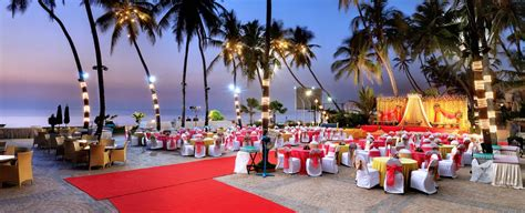 Wedding Banner Chennai by Scintillating Open Air Banquet Halls In Mumbai For Weddings