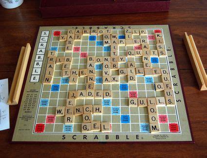 scrabble origin board