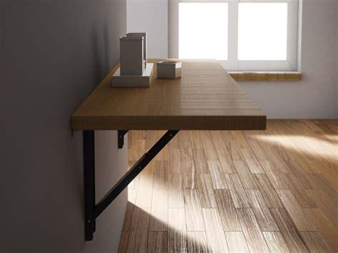 diy wall mounted drop leaf table wall mounted drop leaf wooden table vulcano by cancio