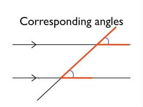 how do you indicate congruent angles in a diagram how to prove that these two line segments are parallel