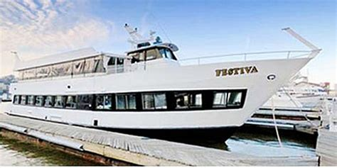 birthday party boat rental nyc festiva private boat rental party 100 guests nyc view open