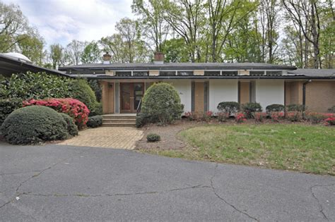 modern home design charlotte nc modern charlotte nc homes for sale mid century modern real