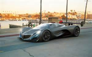 Madza Furai Mazda Furai Concept Car Widescreen Car Pictures 12