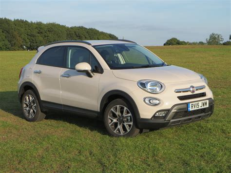 fiat 500x test fiat 500x 1 6 multijet 120hp cross road test report and review