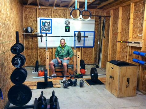 crossfit equipment for home crossfit wod