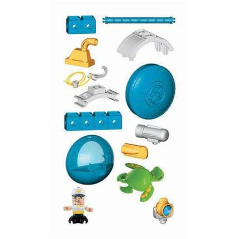 Fisher Price Explore Play Panel Cmy39 fisher price trio undersea explorer playset toywiz