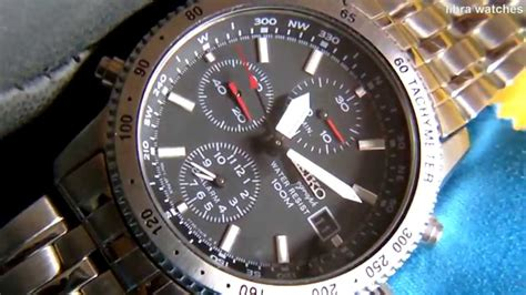 Seiko 7t32 seiko chronograph water resist 100 m cal 7t32