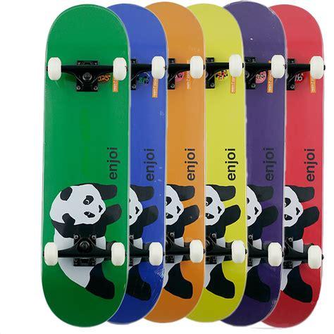 Saturday Skateboard Setup 8 0 enjoi skateboards original panda logo series complete skateboard skate setup new ebay