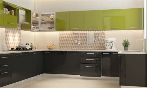 Where To Buy Kitchen Backsplash buy romaine u shape modular kitchen online in india