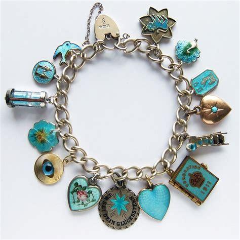 antique charm bracelets for best 25 charm bracelets ideas on braclets diy