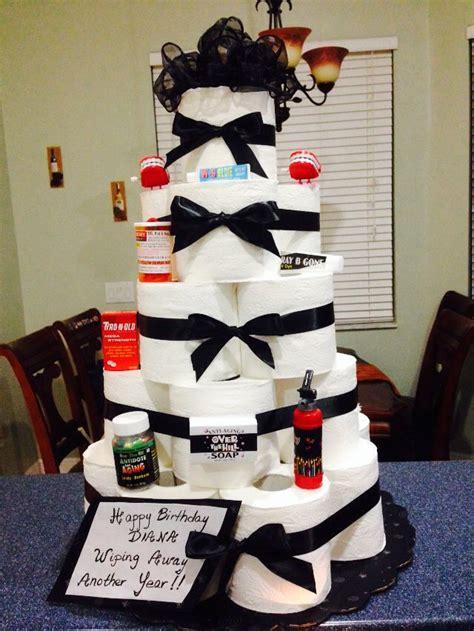Over The Hill Cake Fun Cake Pinterest Cake