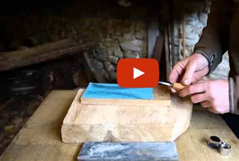 how to sharpen a hook knife how to sharpen a hook knife for spooncarving robin wood