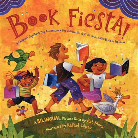 libro children of the days book fiesta celebrate children s day book day celebremos