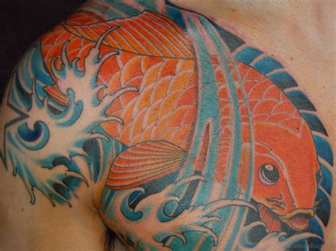 tattoo designs fish 48 magnificent fish tattoos designs on chest