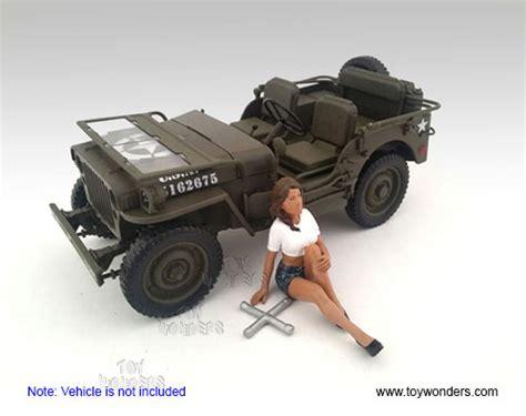 American Diorama 118 Mechanic 1 18 scale vehicles vehicle ideas