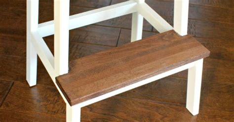 a quick and easy ikea step stool makeover a quick and easy ikea step stool makeover step stools