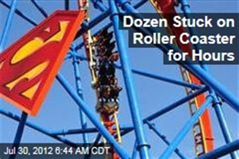 the dozen hours roller coasters news stories about roller coasters