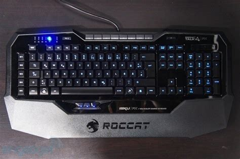 Roccat Isku Gaming Keyboard roccat isku fx keyboard ships worldwide lights up gaming for 100