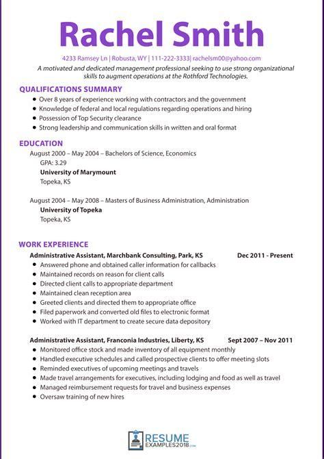 verbs to use on a resume cv01 billybullock us