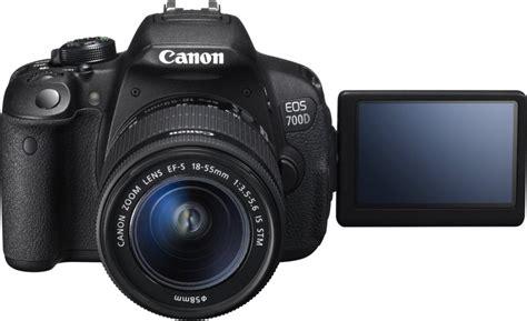 Kamera Canon X3 canon eos 700d digitalkamera test 2018