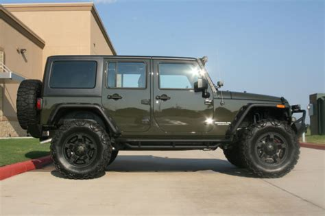 Jeep Wrangler 4 Door Fuel Economy by New 2015 Jeep Wrangler Unlimited Sport 4 Door 4x4 Tank Green
