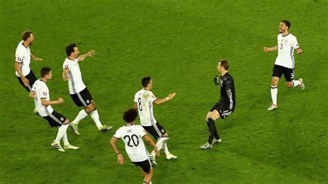 wann hat deutschland gegen italien gewonnen deutschland gegen italien dj sven v 228 th verbl 252 fft