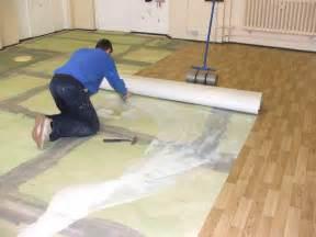 Vinyl Flooring Installation Vinyl Installation To A School Kitchen News And Projects