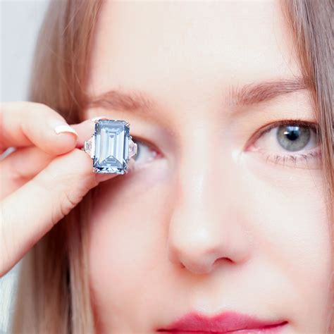 Jewellery Review blue oppenheimer