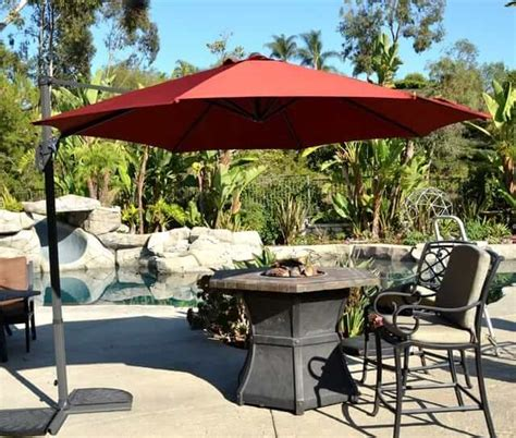 Cantilever Patio Umbrellas 100 Patio Umbrella Cantilever Patio Umbrella Wedge