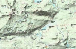 waldo lake oregon map south waldo lake mountain biking and hiking trail 3586