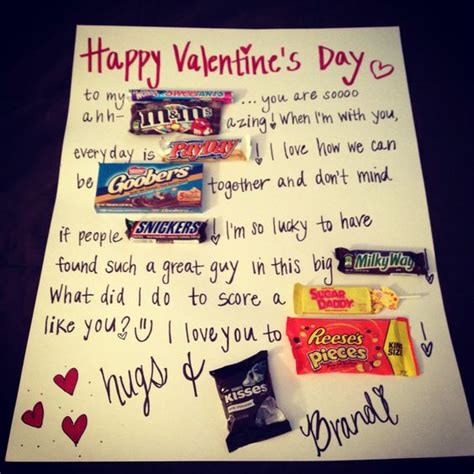 Valentines Gifts For Everyone Just For Him by Easy Diy Valentines Gift For Him Valentines Day