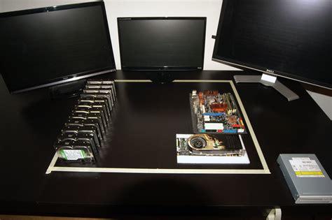 pc im schreibtisch einbauen wassergek 252 hltes system im schreibtisch computerbase forum