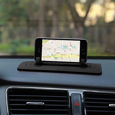 Gps Mobile Phone Universal In Car Mobile Phone Gps Windscreen Dash Mat